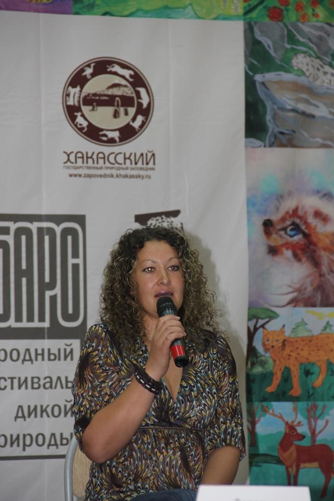 Инна Майманакова