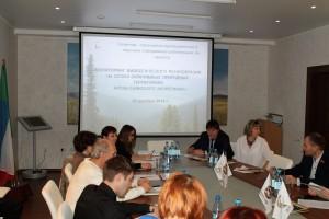 Участнки семинар-совещания