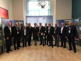 Участники конференции от Миниприроды России