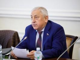 Николай Харитонов, председатель Комитета Госдумы РФ по региональной политике и проблемам Севера и Дальнего Востока